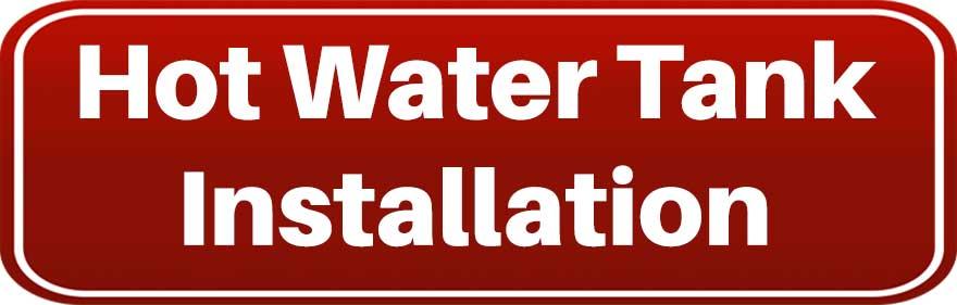 hot-water-tank-installation